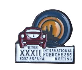 Pin Porsche Meeting