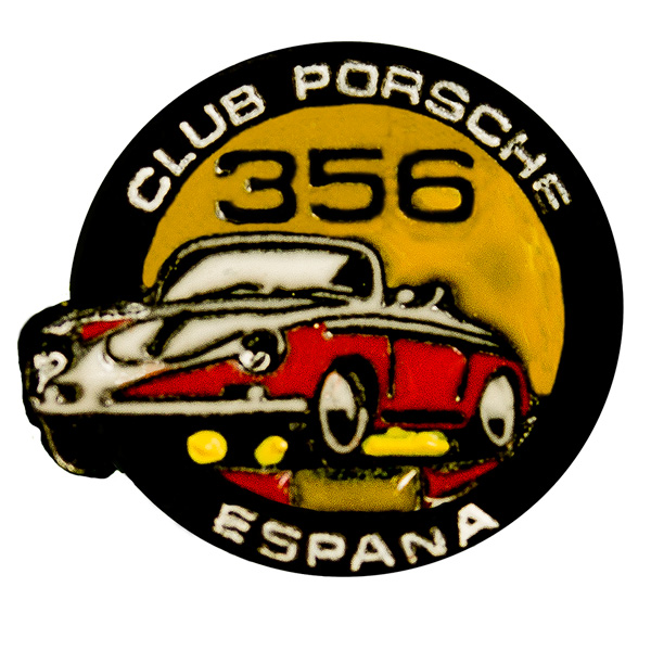 Pin Club Porsche 356